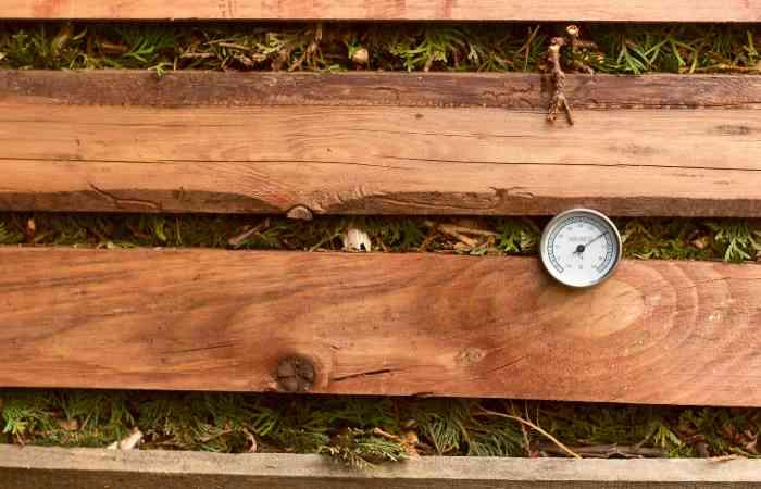 Compost Temperature