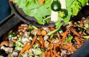 tumble composting