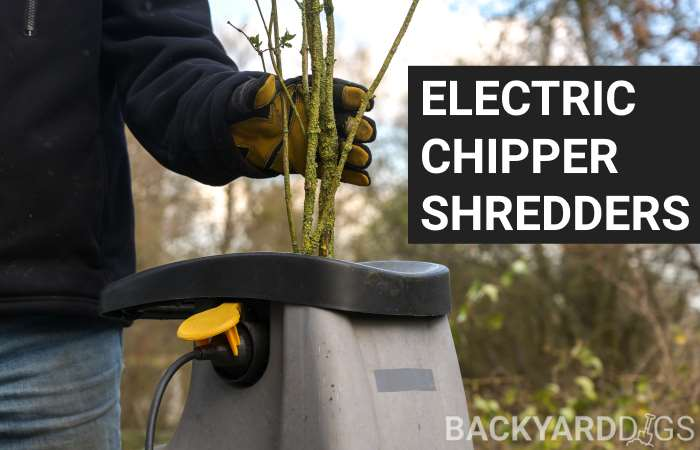 Best Electric Chipper Shredders