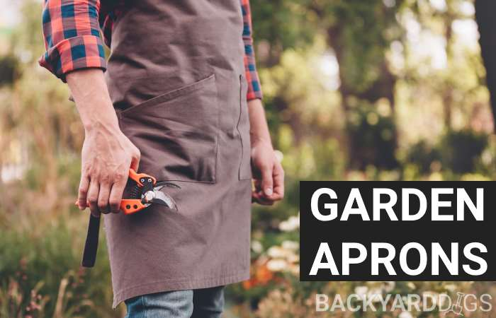 Best Garden Apron With Pockets