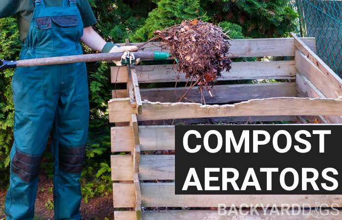 Compost Turner Aerator