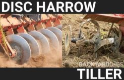 What's The Difference? Disc Harrow vs Tiller
