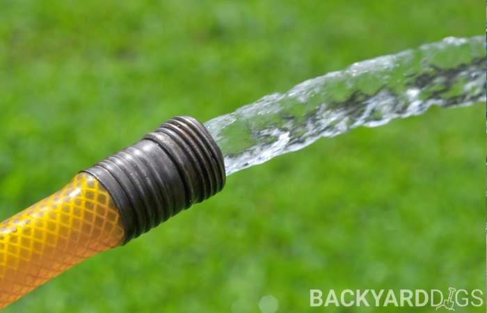 standard garden hose threading