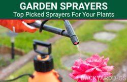 5 Best Garden Sprayers For 2021